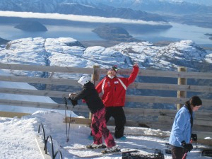 Snowboard instructing in Wanaka, NZ
