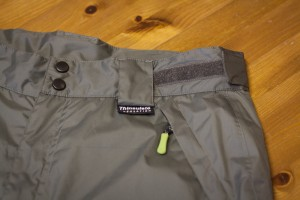 Thinsulate ski trousers