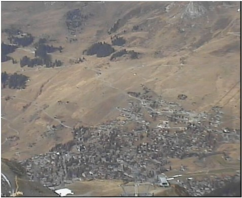 Verbier webcam 1st Dec 2011