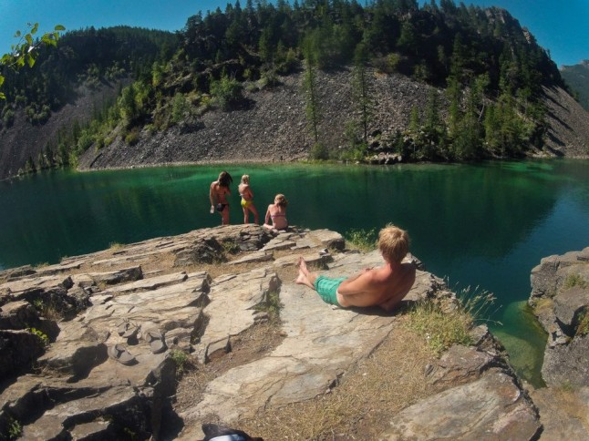 Charlie S Year In Bc Snowboarding And Mountain Biking In Fernie