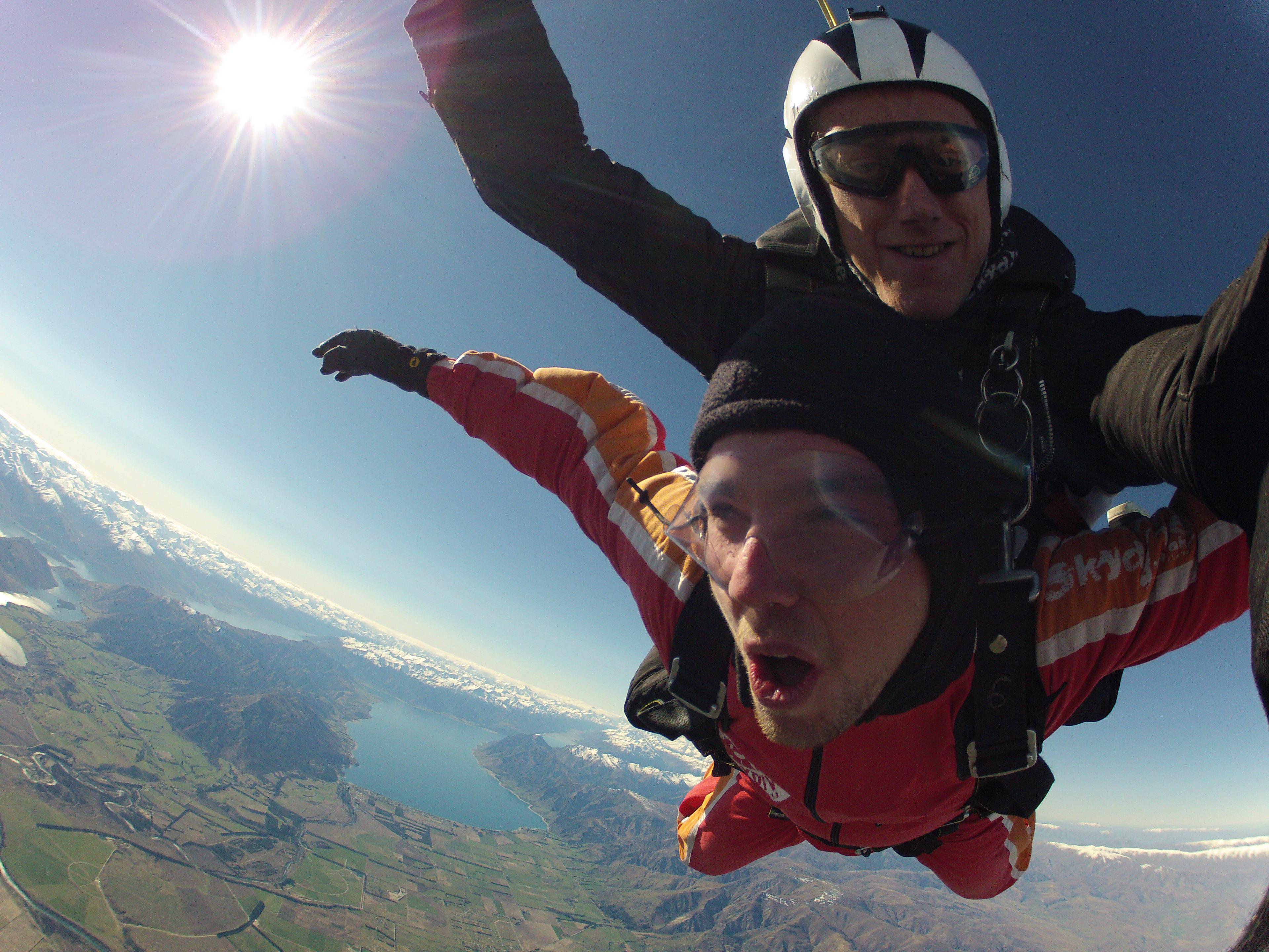 Life of a ski instructor in Wanaka, New Zealand