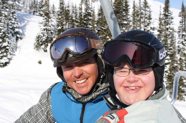 Rocky Mountain Adaptive Sports Centre (RMASC) Instructors in Banff
