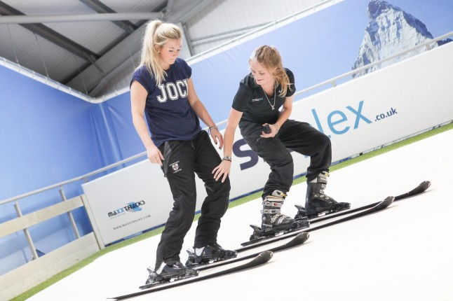 get a job as a uk based instructor with skiplex