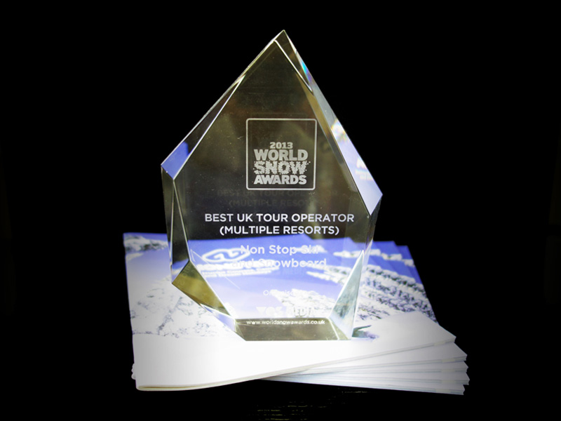 Telegraph Shortlists Nonstop in World Snow Awards Finals For The Second Year Running