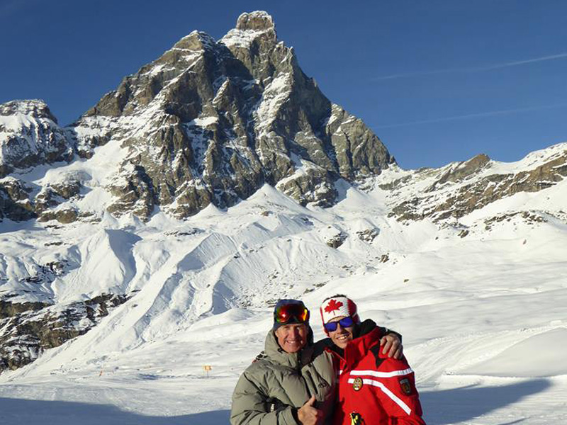 Pre Season Ski Camp Cervinia