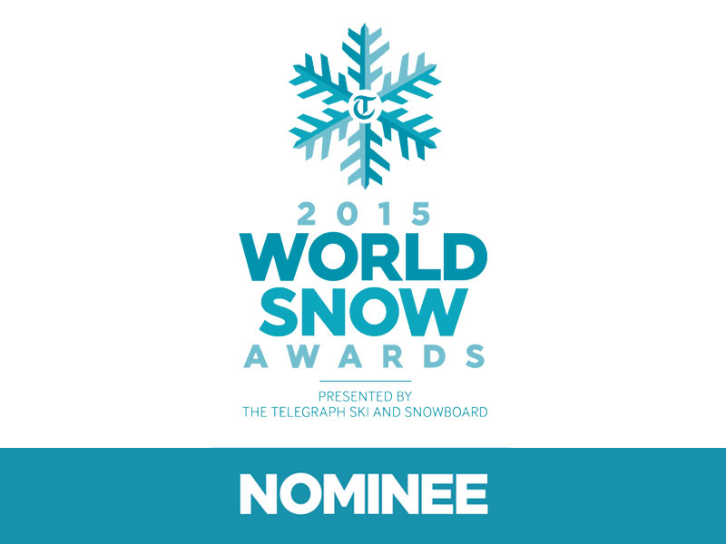 Nonstop Named As World Snow Awards 2015 Finalists