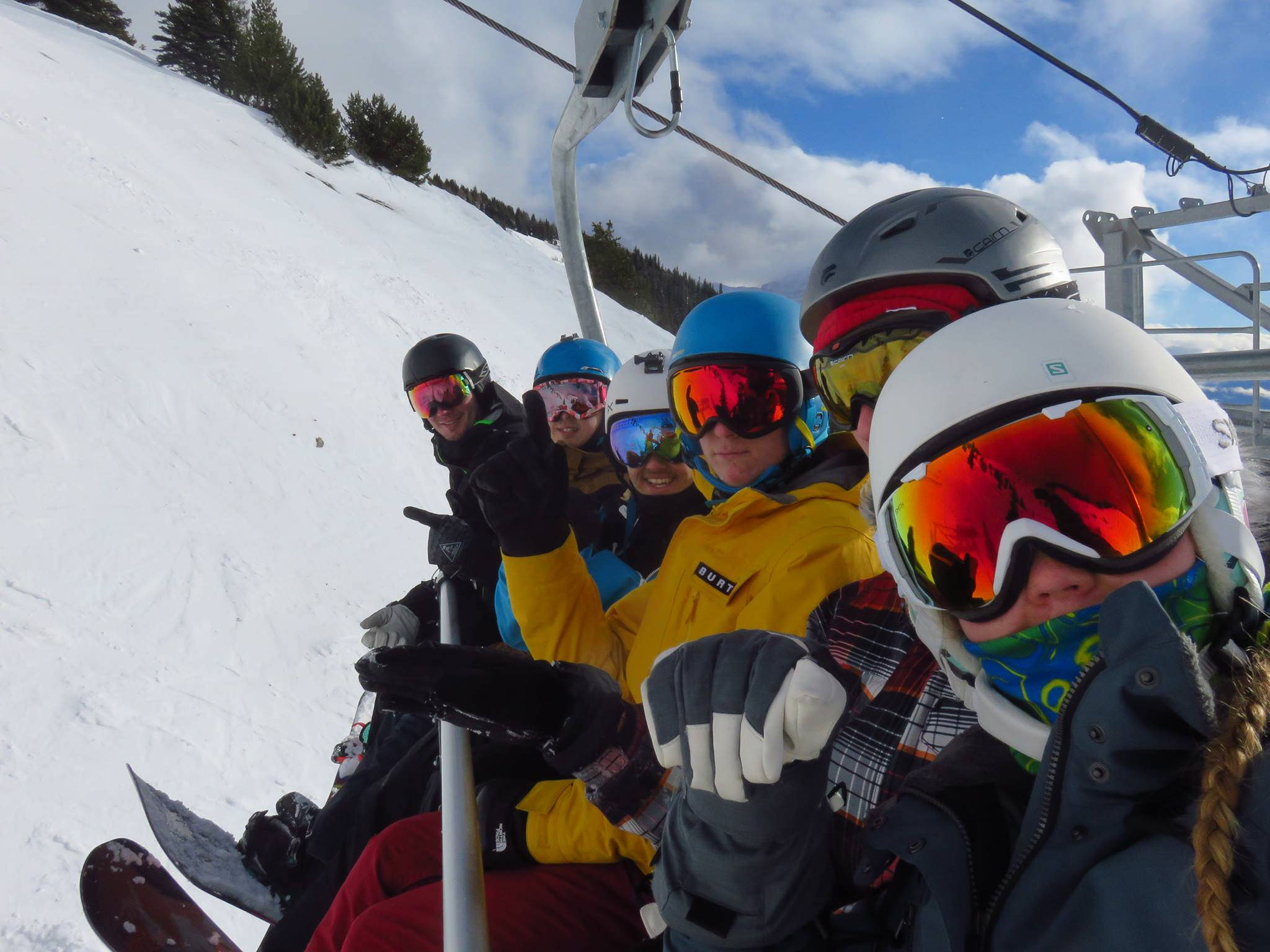 Banff 11 week Instructor Course - Week 3 Update from Cameron