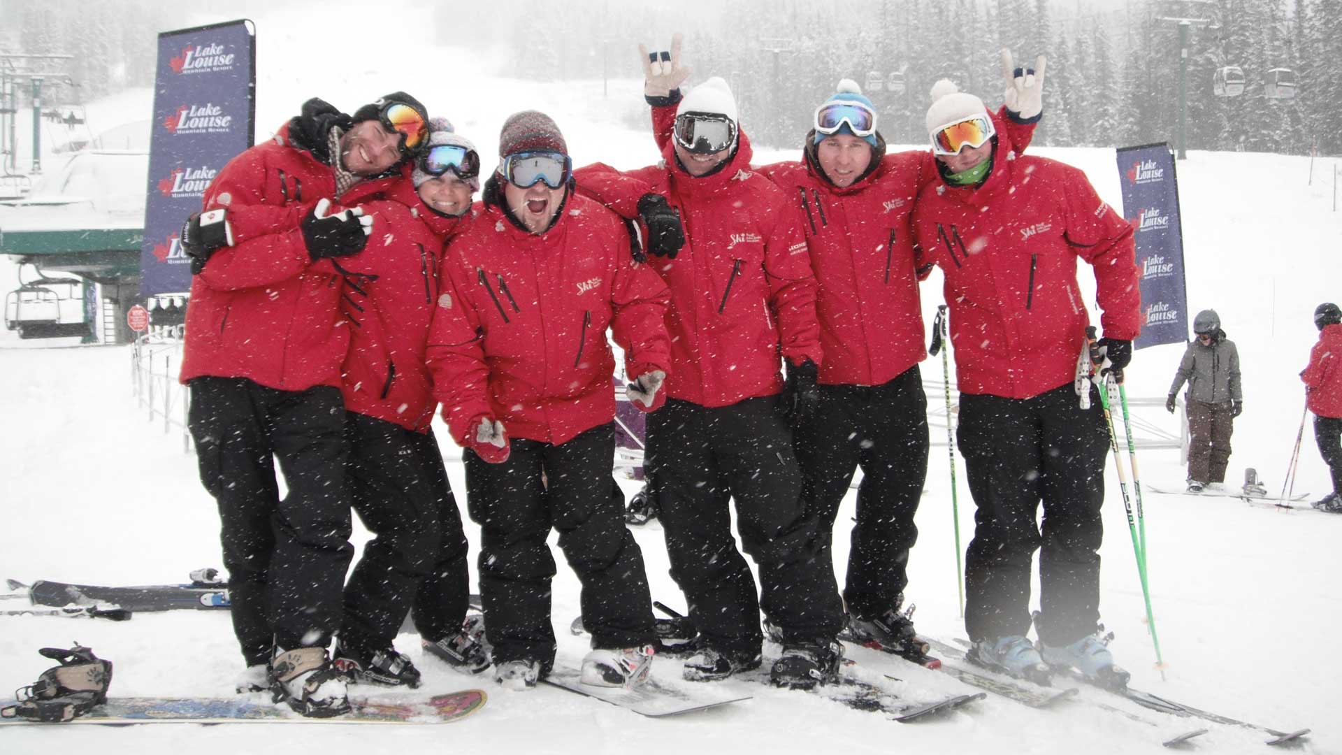 Snowboard Instructor Course with Job, Banff | Snowboard ...