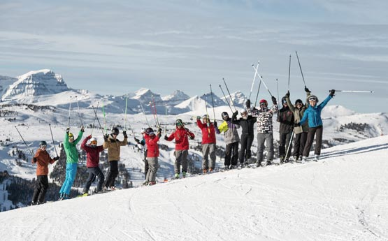 11 Weeks CSIA 1 & 2 Ski Instructor Course