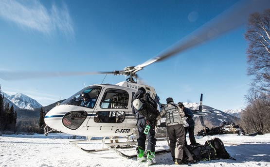 2 Weeks Ready to Heli Snowboard Camp