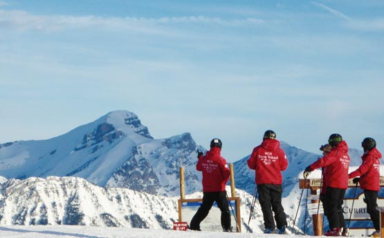 CSIA Level 1 Ski Instructor Internship