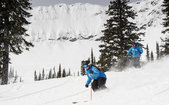 3 Weeks Fast Track CSIA 1 Ski Instructor Course