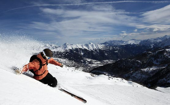 20 Weeks French Ski Instructor Course